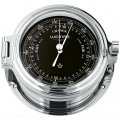 WEMPE Barómetro 140mm Ø, hPa/mmHg (Serie REGATTA) Barometer chrome plated with black clock face