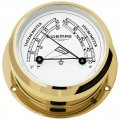 WEMPE Medidor de Confort 96mm Ø (Serie PIRATE II)  Comfortmeter brass
